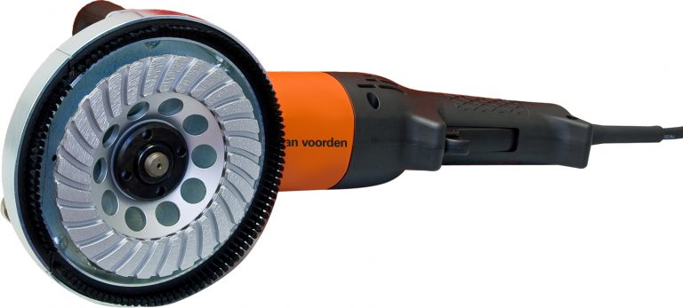 Tronic-125 +slijpkop
